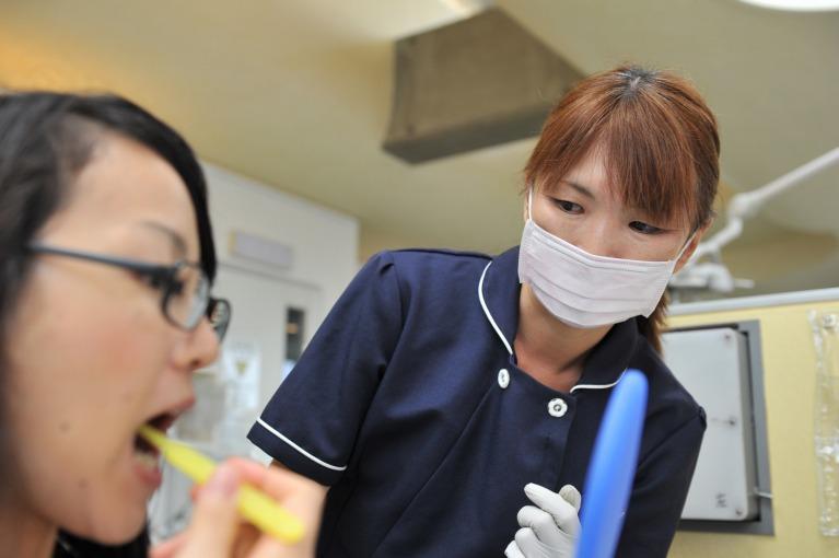予防歯科に対する当院の考え方